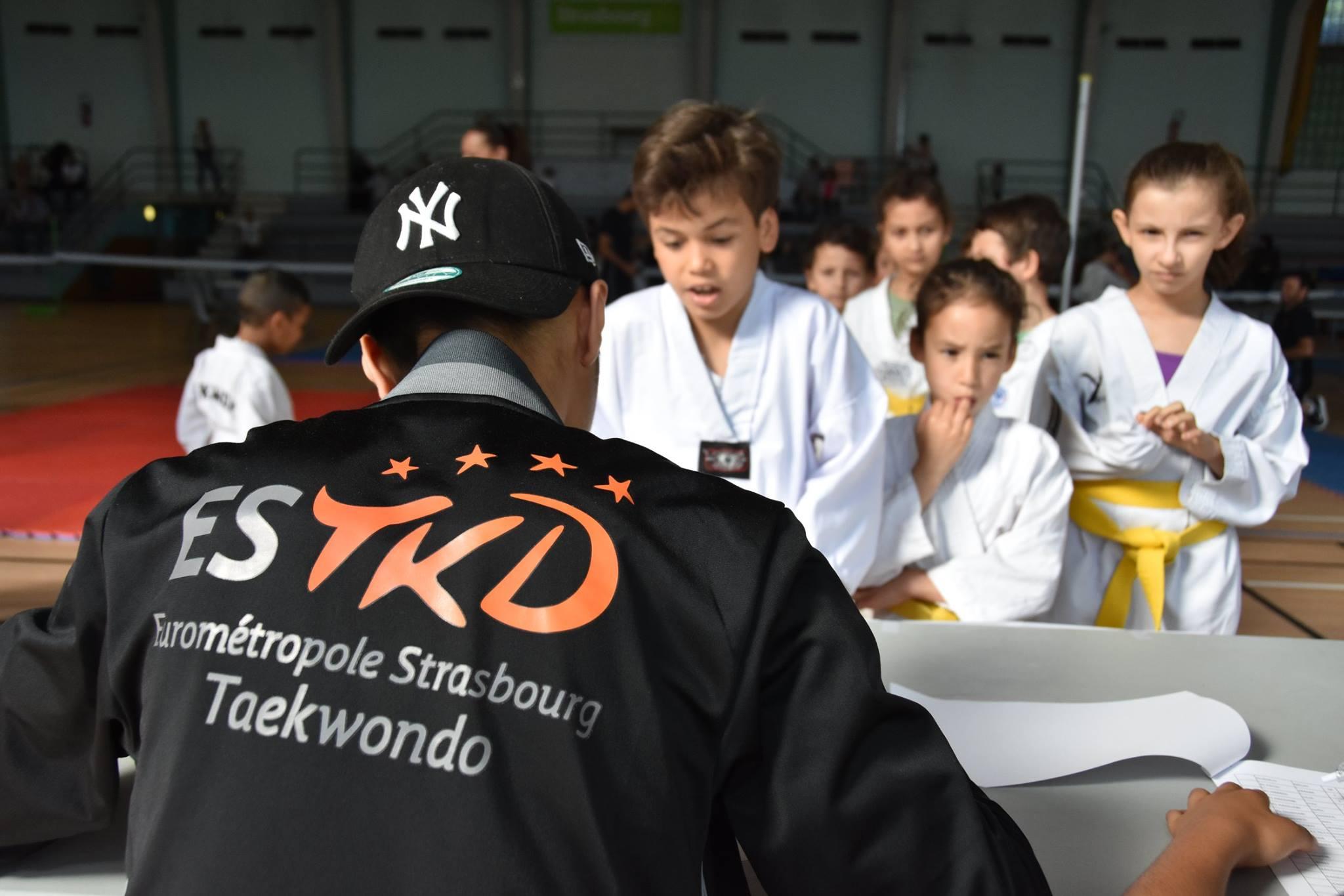club taekwondo strasbourg